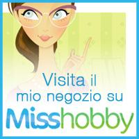 Visita il mio negozio su Misshobby